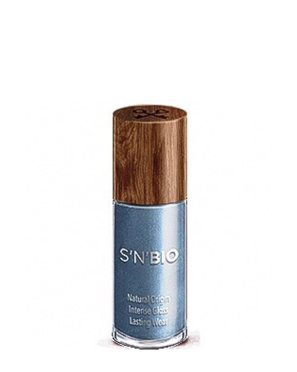 S'N'Bio Vegan Polish - Earth Collection - Iron