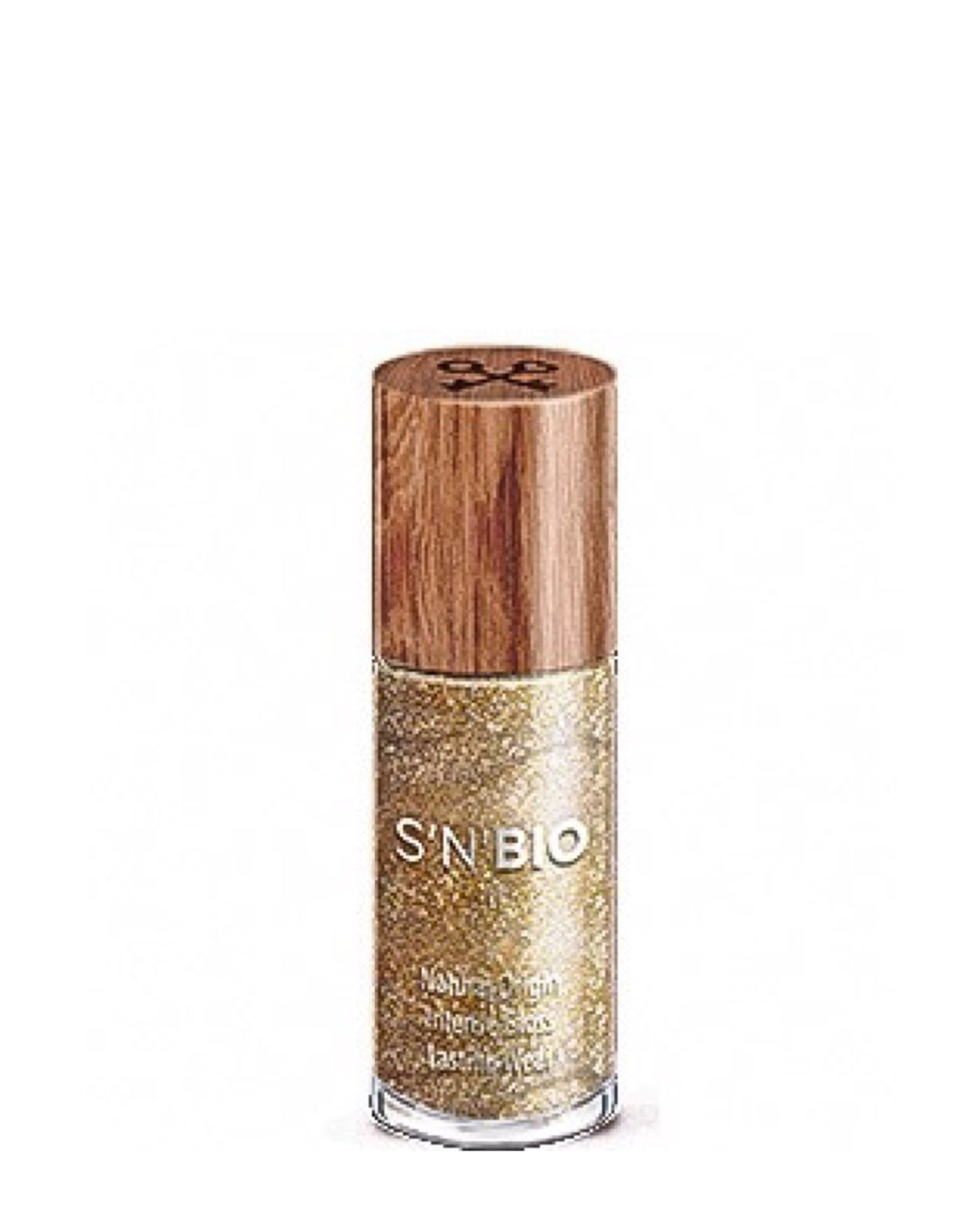 S'N'Bio Vegan Polish - Earth Collection - Gold