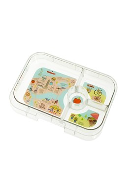 Panino tray (New york City) Yumbox Panino tray