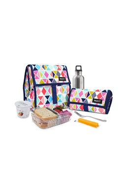 Packit Freezable Lunch Bag Festive Gems