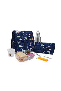 Packit Freezable Lunch Unicorn Sky