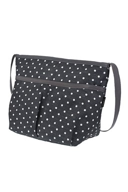 Packit Freezable CarryAll Lunch Bag - Polka Dots