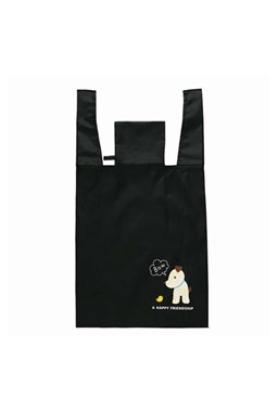 Torune - Shopping Bag 'Dog' (BK)