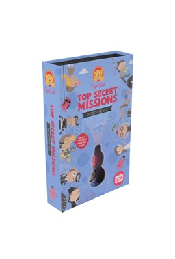 Top Secret Missions –Detective Set Creative Kit