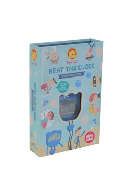 Beat The Clock - Stopwatch Set Creative Kit