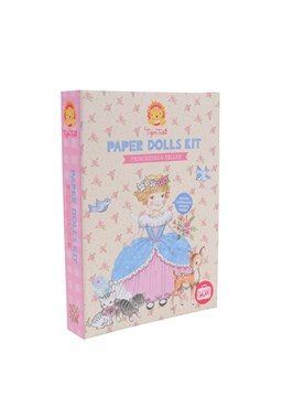 Paper Doll Kit - Princesses & Belles