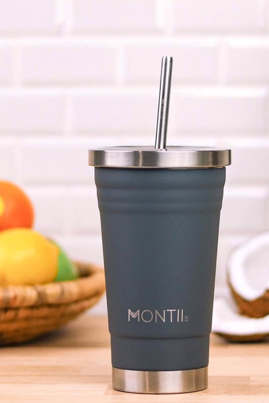 Smoothie Cup Gray