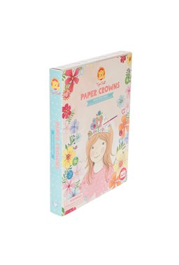Paper Crowns - Princess Gems Creative Kit
