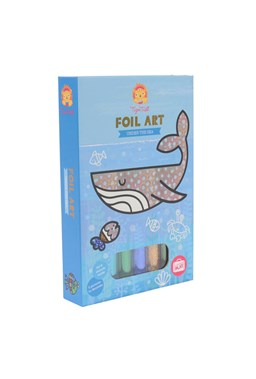 Foil Art - Under the Sea