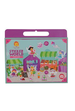 Sticker World - Fairy Lane